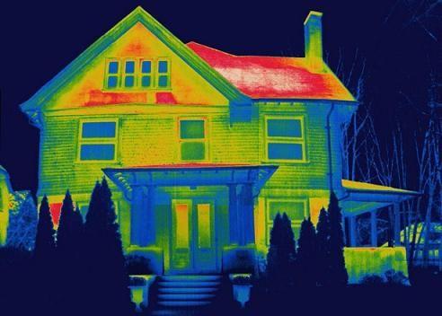 Camera cu infraroșu
