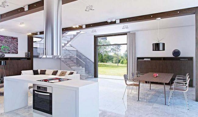 cel mai frumos interior de bucătărie
