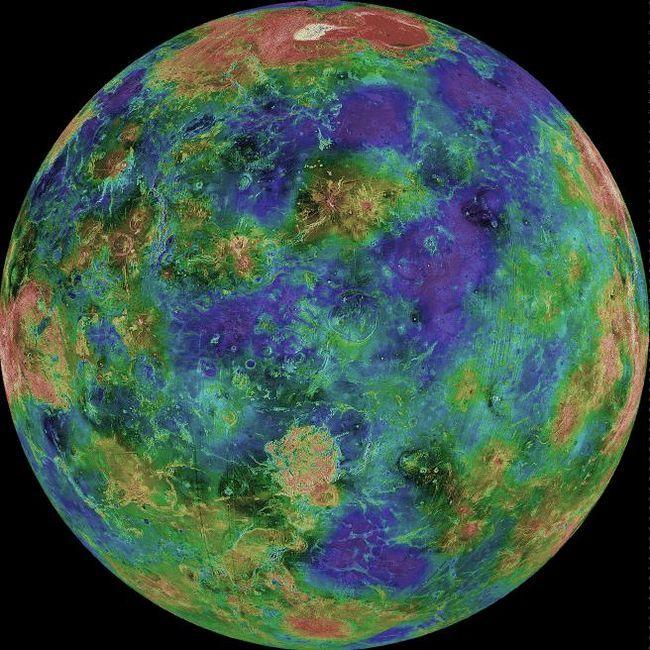 date interesante despre planetele terestre