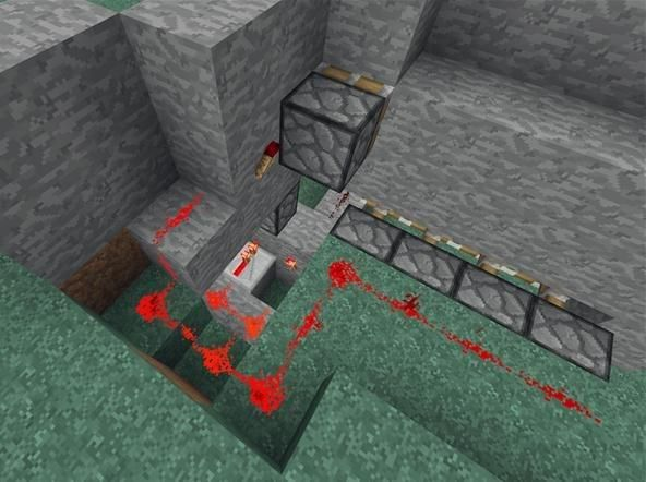 Minecraft-mecanisme interesante