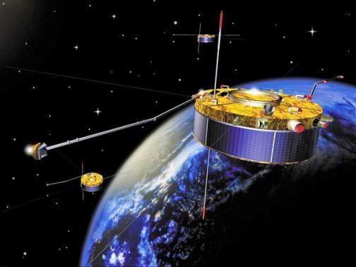 Stratosphere, ionosfera