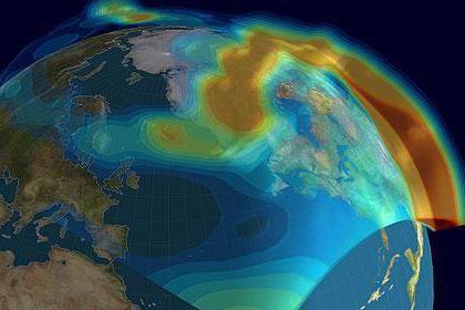 ionosfera pământului
