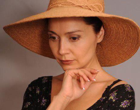 Irina lostva este o actriță