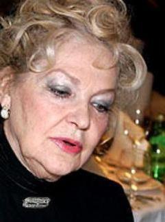 actrița Irina Skobtseva
