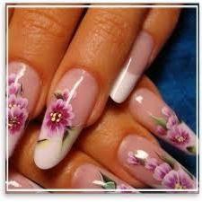 Pictura chineză de unghii