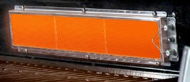 încălzitoare cu infraroșu