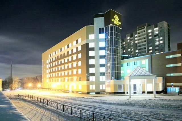 hotel Moscova deal Yekaterinburg