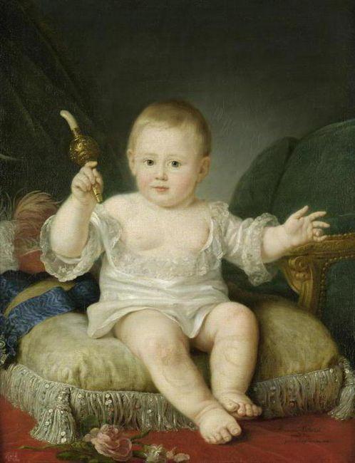 portret de alexander 1