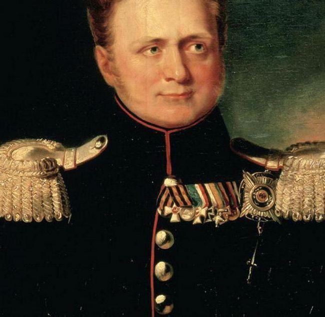 portretul politic al lui Alexandru 1