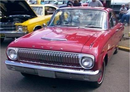 Istoria mașinii Ford Falcon