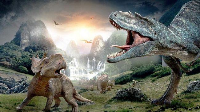 istoria dinozaurilor pentru copii