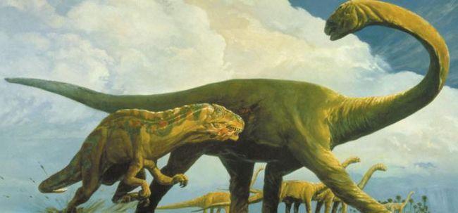 dinozaur istorie de origine