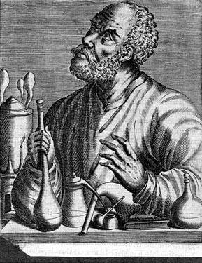 istoria chimiei