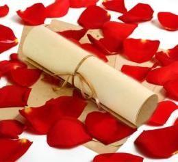Scrisoare către iubit