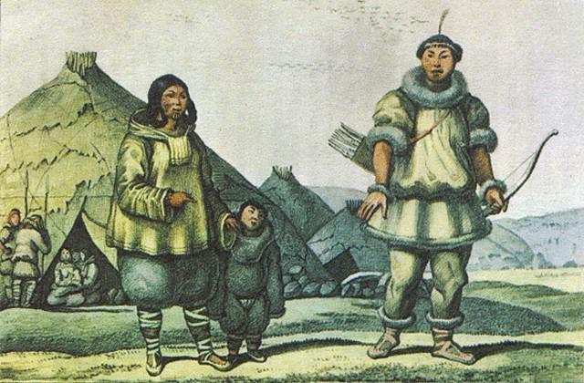 începutul dezvoltării Siberiei