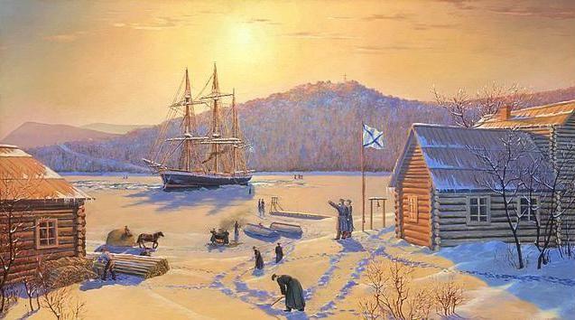 istoria Siberiei și a Orientului îndepărtat