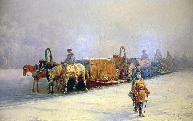 istoria Siberiei din secolul al XIX-lea