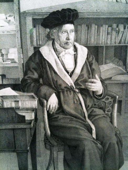 Istoricismul și dialectica lui Hegel