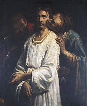 Iuda Iscariot. Psihologia trădării