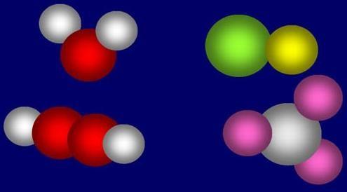 din ce constă atomul
