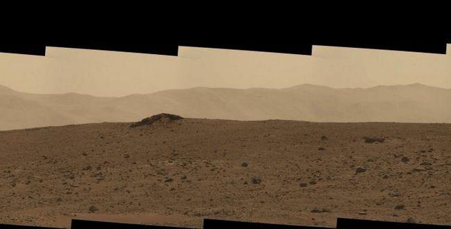 imagini de pe suprafața planetei Marte