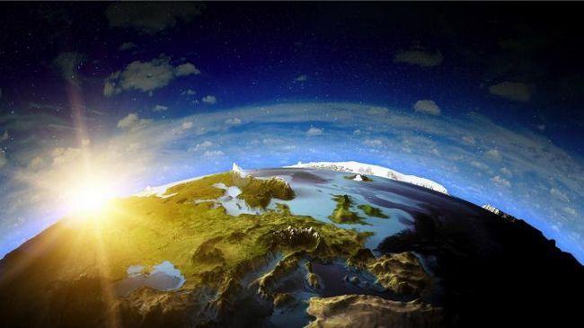 din ce constă atmosfera pământului