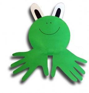 Produse din hârtie pentru copii: aplicații pentru palme