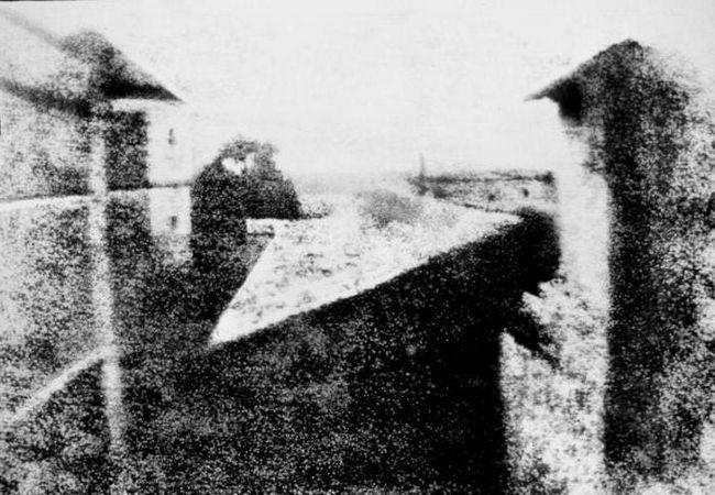 Изобретение фотографии дата