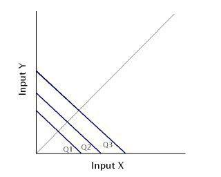 producția de isoquanta
