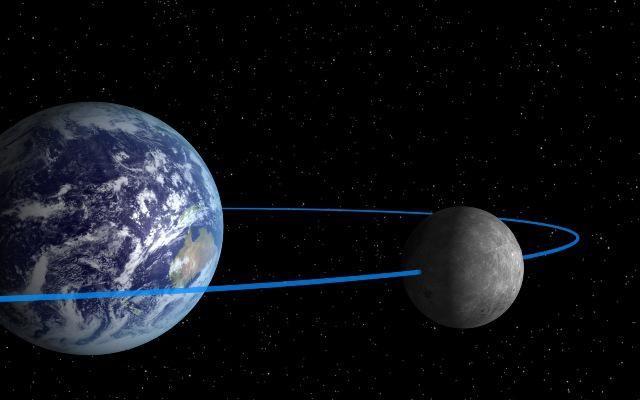 asteroidul se apropie de pământ