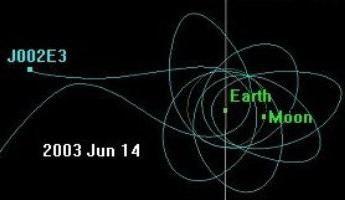 asteroidul zboară