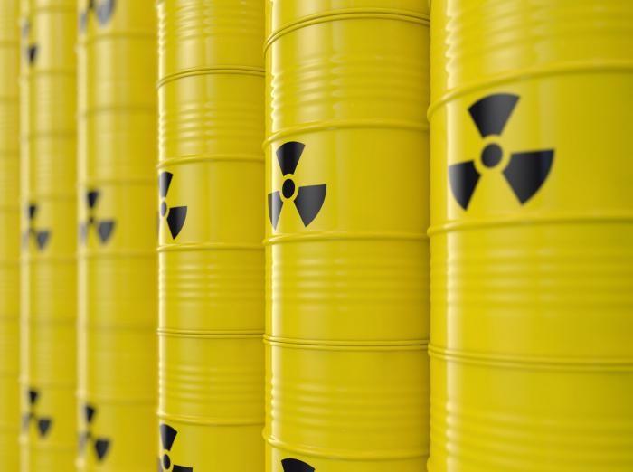 uraniu îmbogățit