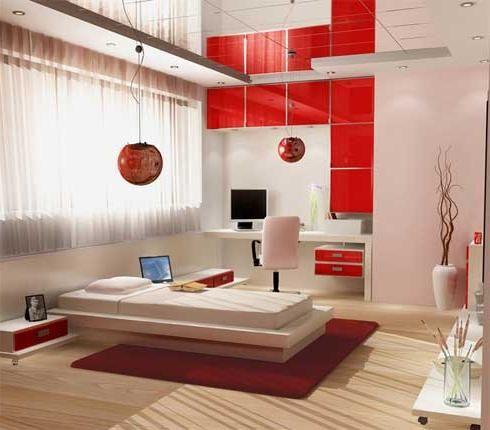 Cameră în stil japonez