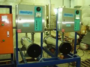 purificarea apei din fier prin ozon