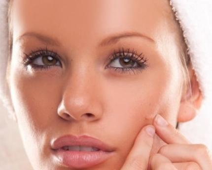 Efect gel pentru acnee și acnee