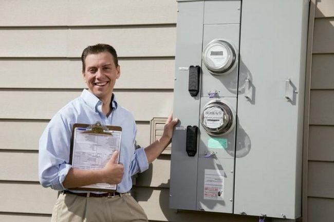 Inspecția energetică a întreprinderii