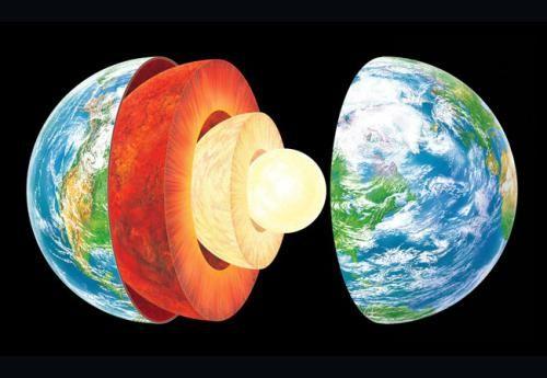 la planetele grupului terestru sunt