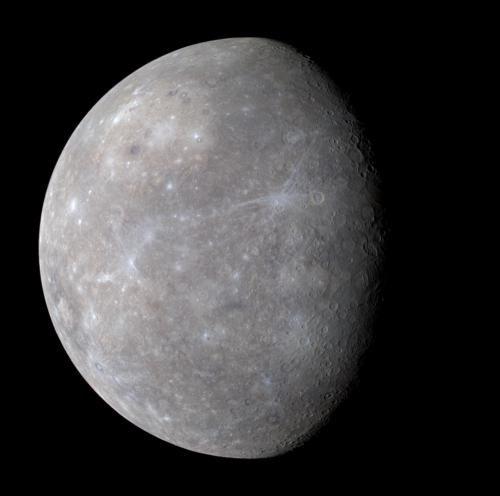 cea mai mică planetă a grupului terestru
