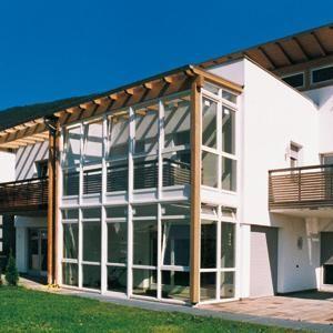 fabricarea de fațade din aluminiu