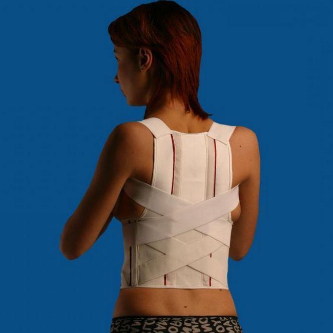 corset pentru corectarea posturii
