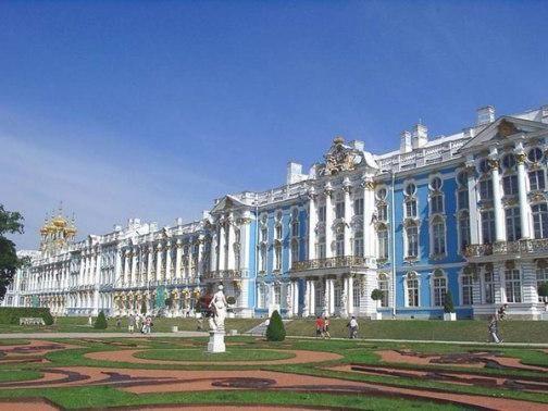 Orașul Pushkin cum să ajungă acolo