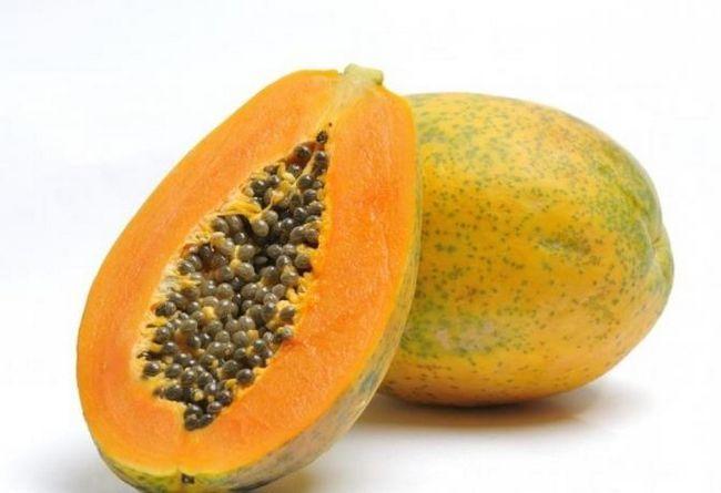 Cum sa mananci papaya? Exotice pe masa noastră