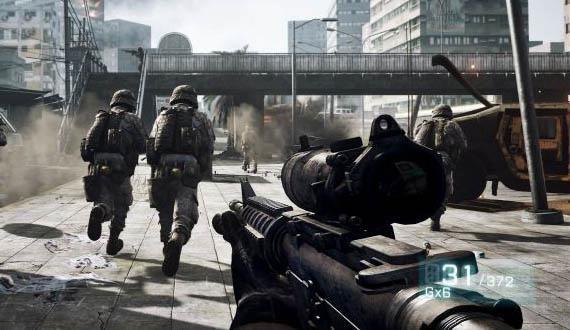 cum se joacă pe rețeaua Battlefield 3