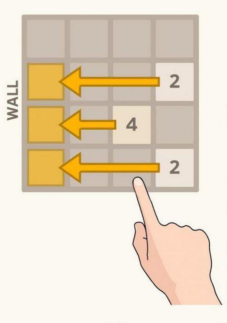cum să joci în 2048