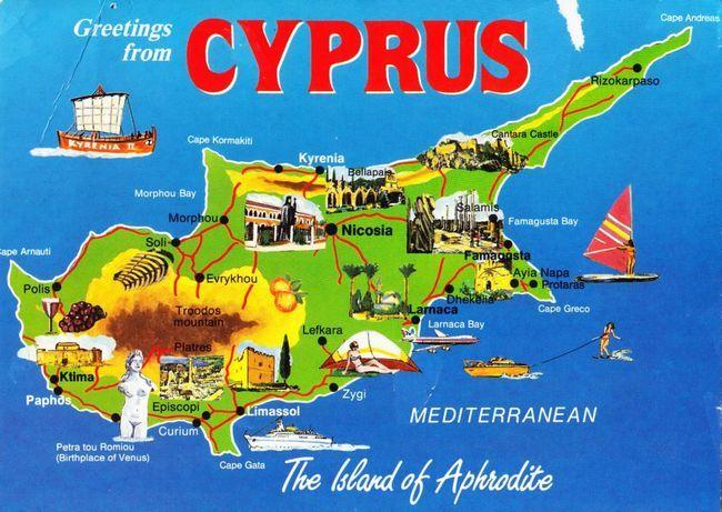 Cum să găsiți un loc de muncă în Cipru?