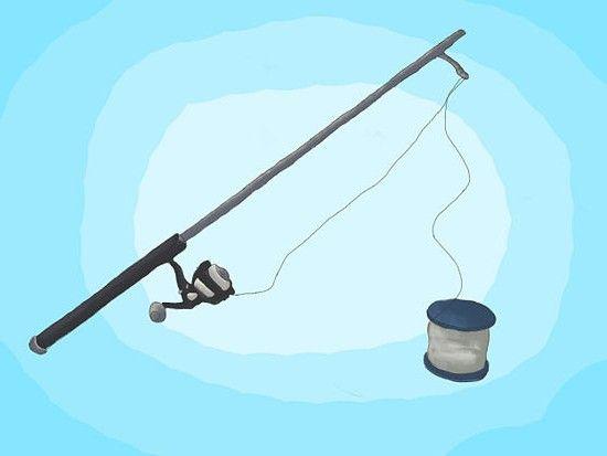 Cum să înfășurați o linie de pescuit pe o bobină de tuns