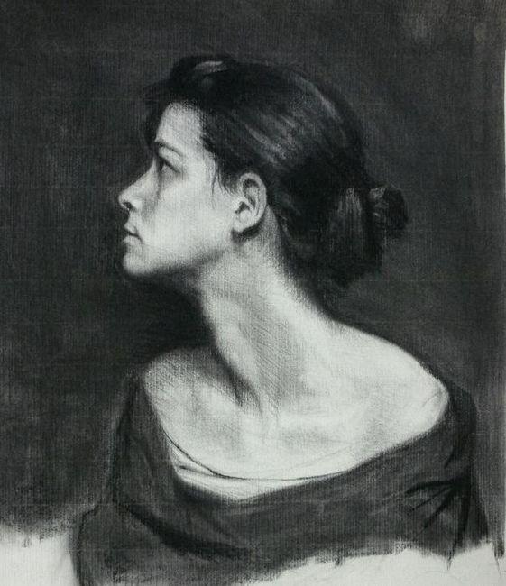 portret desenator universitar