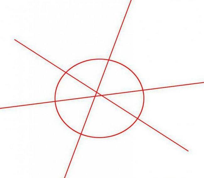 cum să desenezi un atom