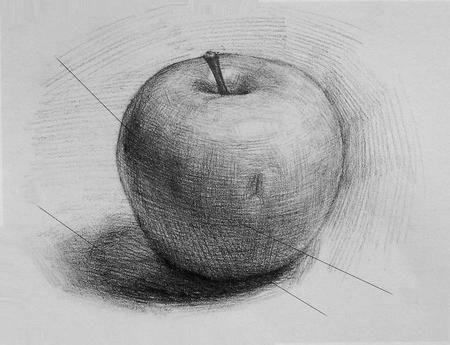 Cum de a desena un măr: învață să vezi frumosul în obișnuit