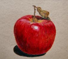 trage un măr